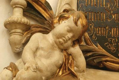 Engel in St. Marien