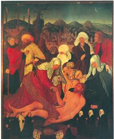 Grablegung Jesu