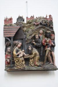Relief_Geburt Christi