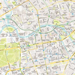 Stadtplan-Berlin-Mitte